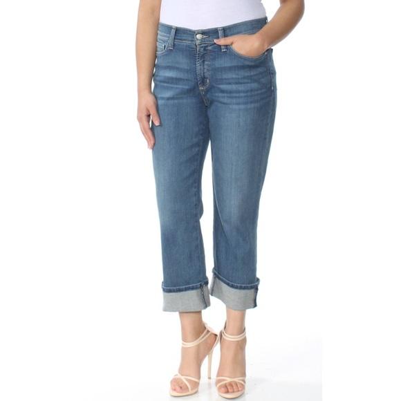 NYDJ Denim - Nydj Dayla wide cuff Capri jean Size 22
